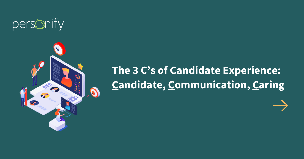 3 C's of Candidate Experience